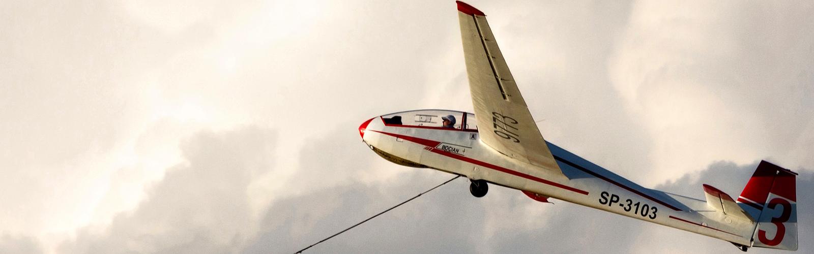 Szkolenie dla pilotów szybowcowych