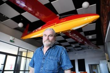 Krótki wywiad z Andrzejem Dziobalem – wieloletnim członkiem sekcji spadochronowej Aeroklubu Lubelskiego